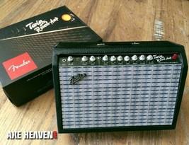 Fender Twin-Reverb Miniature Guitar Amplifier 1:4 Scale Replica ~Axe Hea... - $30.26