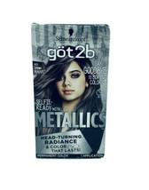 Schwarzkopf Got2b Metallics M83 Urban Mauve Permanent Hair Dye Color New - $12.99