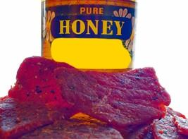 Climax Premium Slightly Sweet 4 OZ. Mild & Tender Honey Glazed Beef Steak Jerky - $11.29