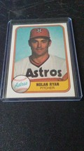 1981 Fleer Nolan Ryan - $3.49