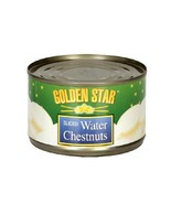 Golden Star Waterchestnuts, Sliced, 8-ounces Pack of 12 - $43.41