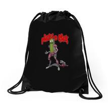 Pickle Rick Drawstring Bags - $34.00