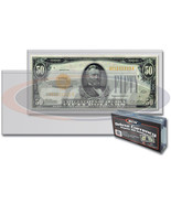 Deluxe Currency Holder - Regular Bill  50 QTY (FOR PAPER MONEY) - $7.54