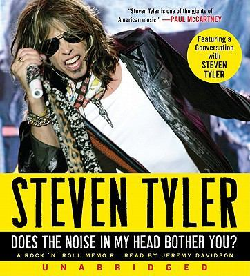 Primary image for Does the Noise in My Head Bother You? - Tyler, Steven/ Davidson, Jeremy 13 CD's