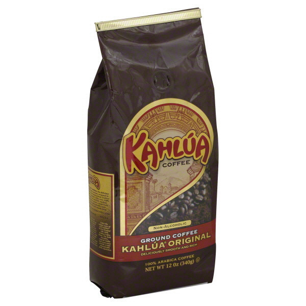 Primary image for Kahlua Ground Coffee, 12oz bag