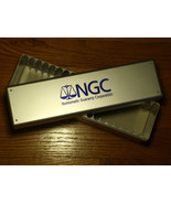 1 BRAND NEW - NGC - Silver Storage Boxes - $8.29