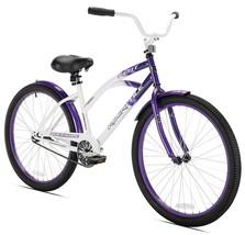 Beach Cruiser Bike City Women Ladies Bicycle Single Speed Cycling Sports... - €148,22 EUR