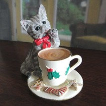 Lenox Kitty's Taste of the Holidays - Sweet Kitties Collection - NEW Ret... - $44.63