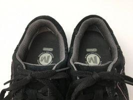 Merrell Womens US 6.5 Shoes Circuit Grid Comfort Black Suede Leather EU37 EUC image 5