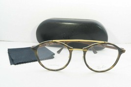 Ray-Ban Tortoise Glasses and case RB 7111 2012 49mm - $63.00