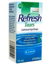 Refresh Tears Lubricant Eye Drops 15ml - $17.70