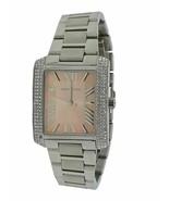 Michael Kors MK3257 Emery Analog Pink Dial Stainless Steel Watch - $197.01