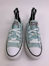 Converse All Star Low Top Chuck Taylors Women's Mint Green Shoes Size 6 image 2