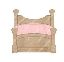 DIGITAL Download: Bed, Blanket.  Intant download.    PNG & SVG files.  No physic
