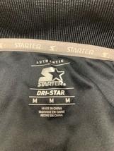 STARTER Boys dri Start Polo Shirt, Size Medium, Black New Without Tags - $5.94