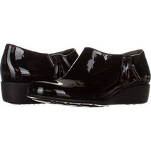 Cole Haan Callie Slip-On Waterproof Rain Shoes 605, Black, 5.5 US - $66.23