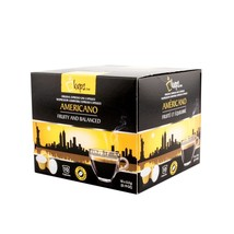 120 Americano Nespresso Kcup Compatible Capsules K Cup Coffee Capsule H... - $451.47