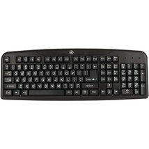 Digital Innovations Easy-view Keyboard DGI4250400 - $25.90