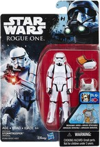 Star Wars: Rogue One Imperial Stormtrooper Action Figure 3.75 Brand New - $28.99