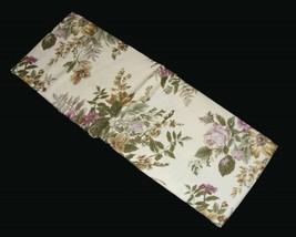 Ralph Lauren BRITTANY Cream Shabby Rose Floral Tablecloth 60 x 104 NIP DISC - $39.99