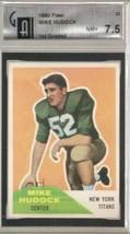 1960 Fleer #23 Mike Hudock GAI 7.5 image 1