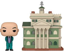 Funko Pop Towns: Disney Parks - Haunted Mansion with Butler 19 - $48.95