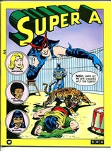 SUPER A -#4-1977-DC COMICS CHARACTERS-BATMAN COVER-KUBERT-ARAGONES-vg - $44.14
