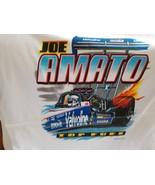 Joe Amato Valvoline Top Fuel Dragster on an XL White Tee shirt - $21.00