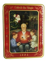 "1994 Nabisco Oreo Cookies (pre-owned) ""Unlock The Magic"" Christmas Colle... - $3.95"