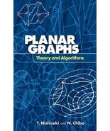 Planar Graphs: Theory and Algorithms (Dover Books on Mathematics) [Paper... - $10.78