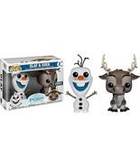Olaf's Frozen Adventure Funko POP! Best Buy Exclusive - Olaf & Sven - $35.90