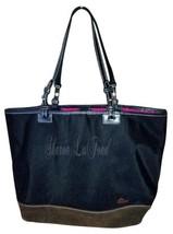 Dooney & Bourke # J6725995 tote in black nylon ... - $85.00