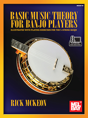 Basic Music Theory For Banjo Players/New!