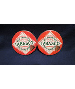 Tabasco Brand Spicy Dark Chocolate Wedges in a Collector Tin(8 Pieces) - $12.86