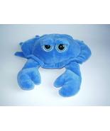 The Petting Zoo Blue Crab Big Bright Eyes Plush Stuffed Animal  - $7.79