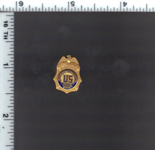 Drug Enforcement Administration Special Agent Lapel Pin /Tie-Tac from th... - $24.95