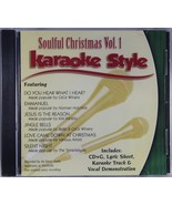 Soulful Christmas Volume 1 Christian Karaoke Style NEW CD+G Daywind 6 Songs - $15.86