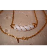 Vintage Jewelry Monet Choker Necklace - $14.00