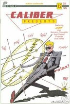 Caliber Presents #12 [Comic] [Jan 01, 1990] John Bergin; Sarah Chamberla... - $3.99