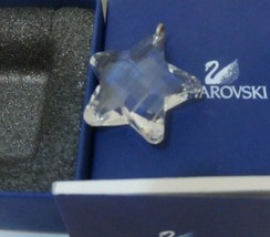 Swarovski Gift Ornament Star 601493 - $29.01