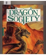 The Dragon Society by Lawrence Watt-Evans HC - $9.99