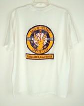 BPOE Elks Rage Of The Sage Camper Club Tee Shirt Lancaster Ca XL - $21.73