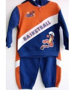 TIGGER Hoodie Sweatshirt Pants Size 2 Disney Ho... - $8.73