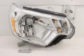Oem Head Light Headlight Lamp Headlamp Toyota Tacoma 12-15 Chrome Mount Broke - $99.00
