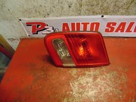 07 06 05 04 03 saab 9-3 oem passenger right inner trunk mounted brake tail light - $9.89