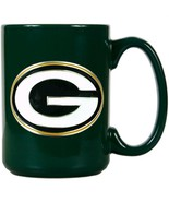 NFL Green Bay Packers Coffee Mugs and Sets (Diff. Styles/Colors) - $27.43