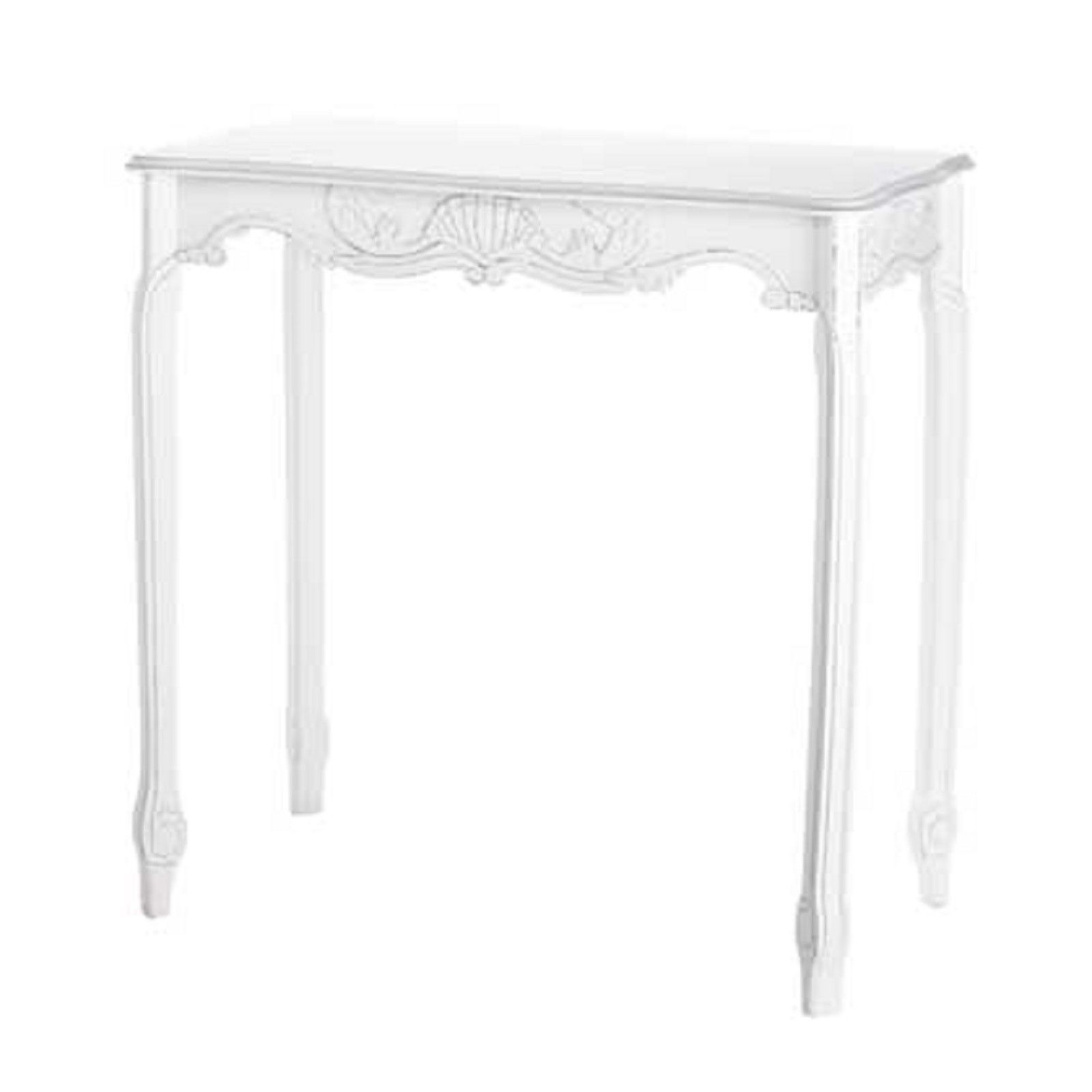 Hall Console White Table - New image 2