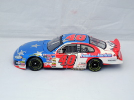 Sterling Marlin Proud to Be an American Signed 1:24 Diecast Model Nascar image 2