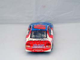 Sterling Marlin Proud to Be an American Signed 1:24 Diecast Model Nascar image 6