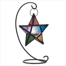 "20 STAR CANDLE LANTERN WEDDING CENTERPIECES 14"" Tall - €244,46 EUR"